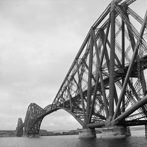 The Forth Rail Bridge by Staff