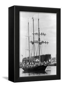 The Winston Churchill Ship 1973 by Staff