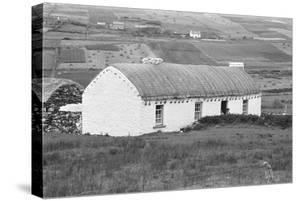 Traditional Farmhouse in County Donegal 1963 by Staff