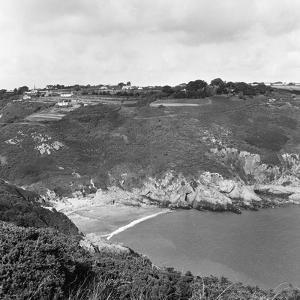 View of Saints Bay on the Island of Guernsey, 1965 by Staff