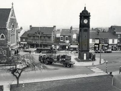 West Bromwich Northern Loop Road 1970 by Staff