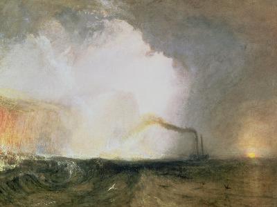 Staffa, Fingal's Cave, 1832-J^ M^ W^ Turner-Giclee Print