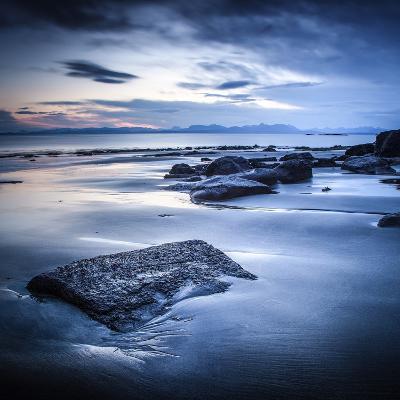 Staffen Bay, Looking East-Lynne Douglas-Photographic Print