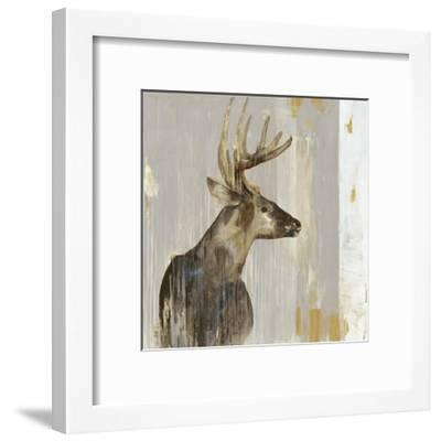 Stag II-Aimee Wilson-Framed Art Print