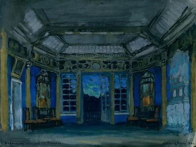Stage Design for the Opera Khovanshchina by M. Musorgsky, 1911-Konstantin Alexeyevich Korovin-Giclee Print