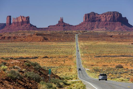 Stagecoach Brighams Tomb Road 163 Monument Valley Navajo Tribal Park Utah Usa Photographic Print Rainer Mirau Art Com