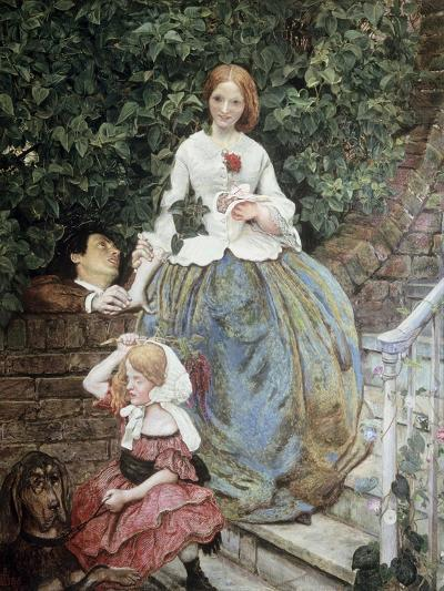 Stages of Cruelty-Ford Madox Brown-Giclee Print