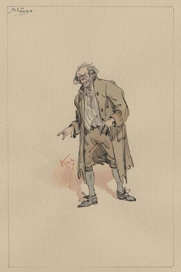 Stagg, C.1920s-Joseph Clayton Clarke-Giclee Print