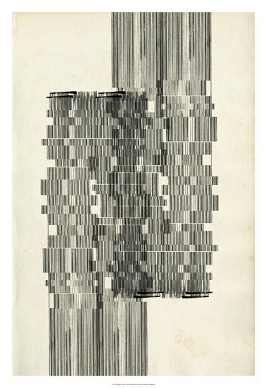 Stagger Start I-Jennifer Goldberger-Premium Giclee Print