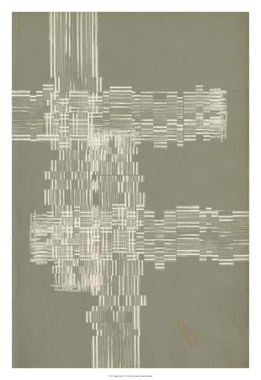 Stagger Start III-Jennifer Goldberger-Premium Giclee Print