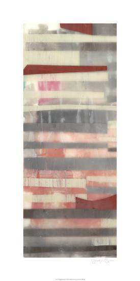 Staggered Lines I-Jennifer Goldberger-Limited Edition