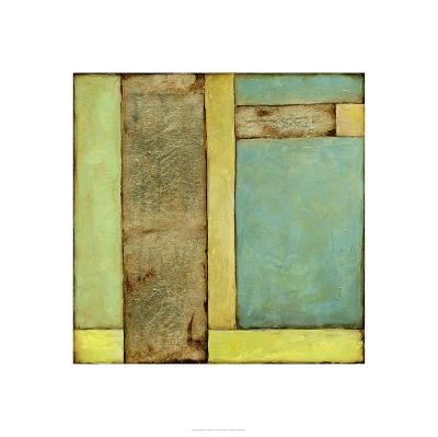 Stained Glass Window III-Jennifer Goldberger-Limited Edition
