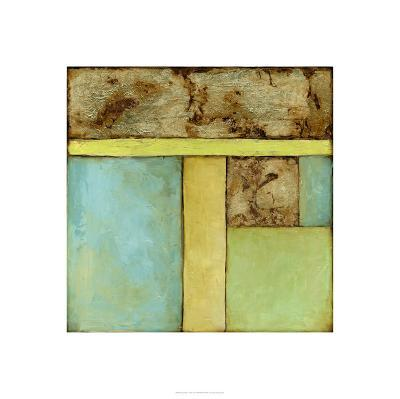 Stained Glass Window IV-Jennifer Goldberger-Limited Edition