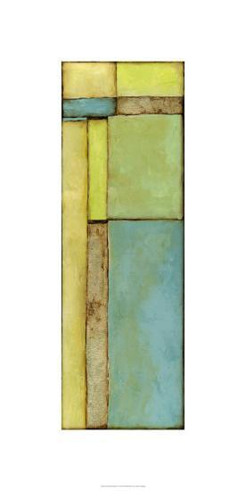 Stained Glass Window VI-Jennifer Goldberger-Limited Edition