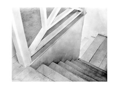 Staircase, Mexico City, c.1924-Tina Modotti-Photographic Print