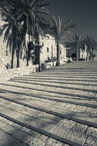 Stairs at Old Jaffa, Jaffa, Tel Aviv, Israel