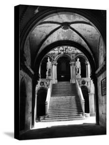 Stairway of the Giants Inside the Doge's Palace