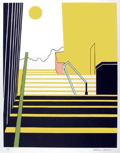 Stairway-Beatrice Seiden-Limited Edition