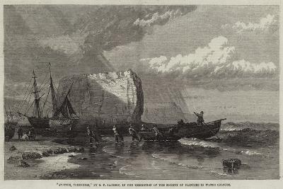Staiths, Yorkshire-Samuel Phillips Jackson-Giclee Print