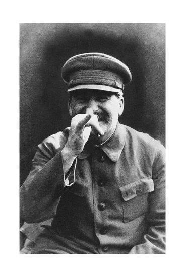 Stalin, 1935-Nikolay Vlasik-Giclee Print
