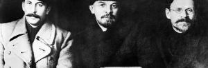 Stalin, Lenin & Trotsky