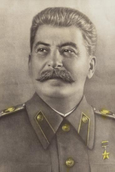 Stalin--Photographic Print