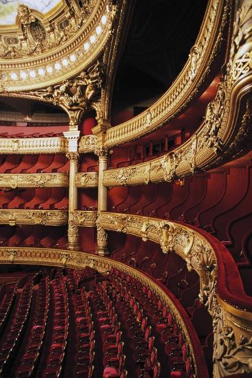 Stalls of Palais Garnier-Charles Garnier-Giclee Print