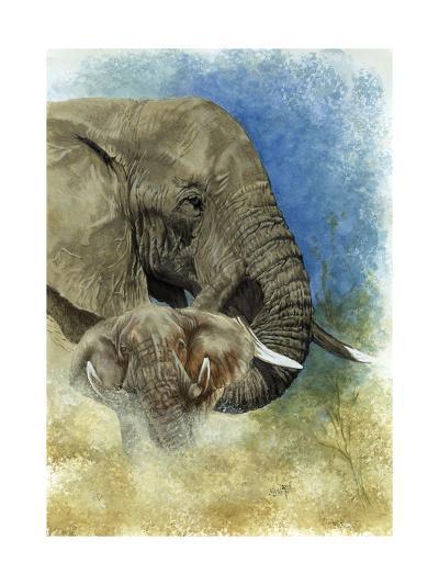 Stalwart-Barbara Keith-Giclee Print