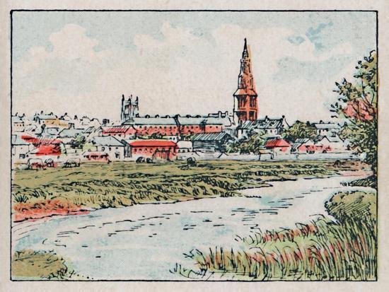 'Stamford', c1910-Unknown-Giclee Print