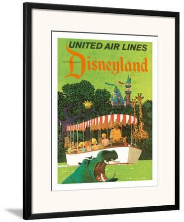 United Airlines Disneyland, Anaheim, California, 1960s