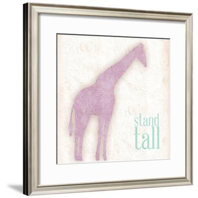 Stand Tall-Sd Graphics Studio-Framed Art Print