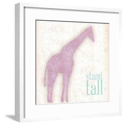 Stand Tall-Sd Graphics Studio-Framed Art Print