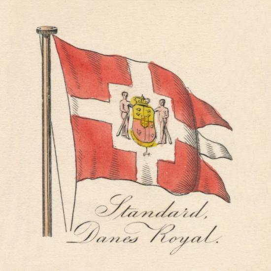 'Standard, Danes Royal', 1838-Unknown-Giclee Print