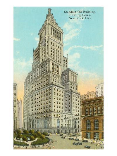 Standard Oil Building, New York City--Art Print