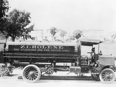 Standard Oil Fuel Truck
