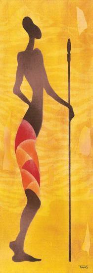 Standing Still I-Freixas-Art Print
