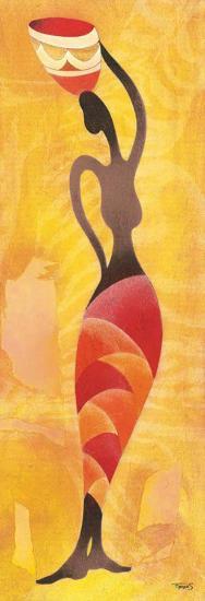 Standing Still II-Freixas-Art Print