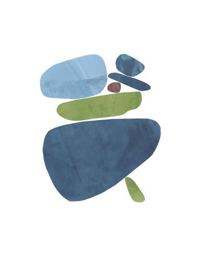 Standing Stone II-Rob Delamater-Art Print