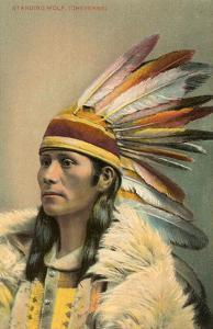 Standing Wolf, Cheyenne Indian