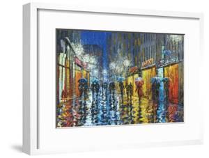 City Rain by Stanislav Sidorov