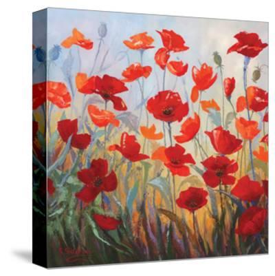 Poppies at Dusk I by Stanislav Sidorov
