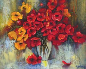 Poppy Fascination by Stanislav Sidorov