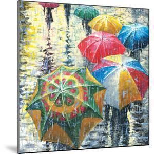 Velvet Rain by Stanislav Sidorov