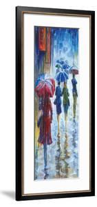 Walking in Rain II by Stanislav Sidorov