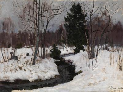 Early Spring, 1926
