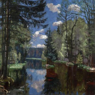 Forest Lake, 1934