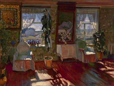 Interior, 1917