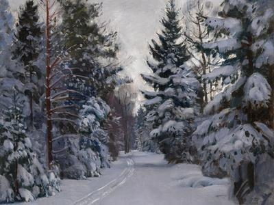 Tracks in the Snow, 1928
