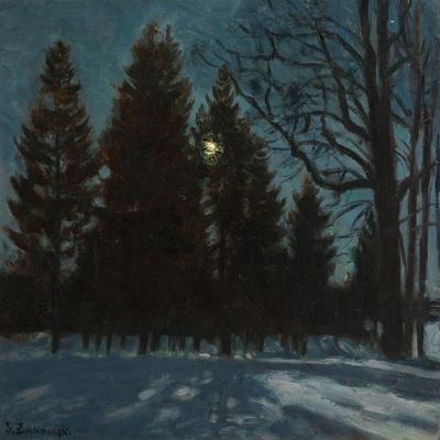 Winter Night, 1931