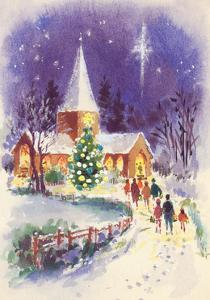 Midnight Mass by Stanley Cooke